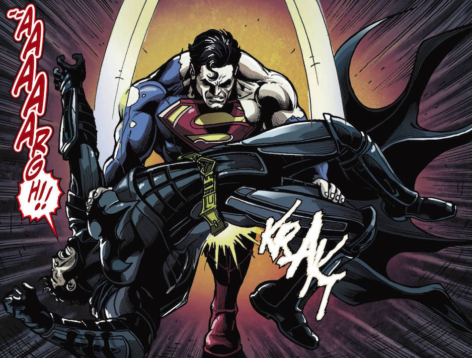 Top 5: grandes batallas de Batman v Superman