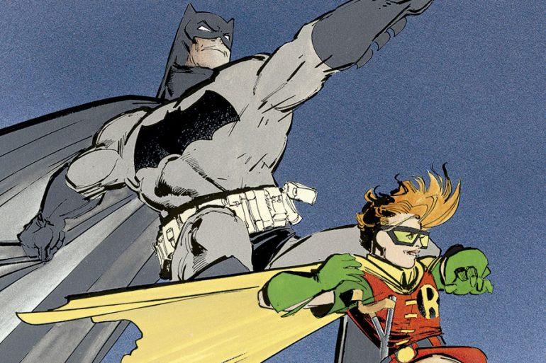 El Batman de Miller según Alan Moore
