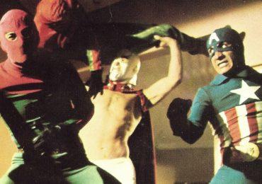 La película del Capitán América y el Santo vs. Spider-Man