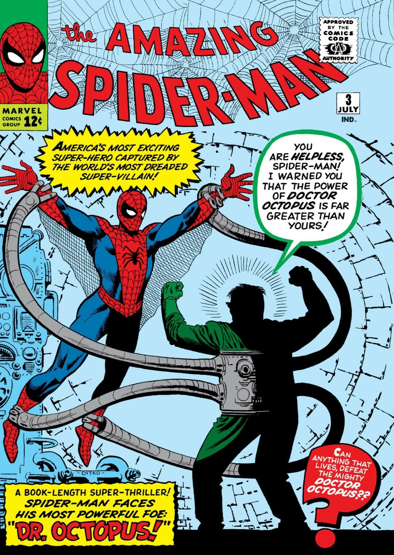 Los fans de Spider-Man estarán de acuerdo con nosotros, estas son sus mejores portadas clásicas. spiderman. Hombre Araña. Spider-Man