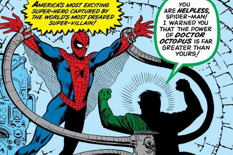 Top Marvel: Las 10 mejores portadas clásicas de Spider-Man