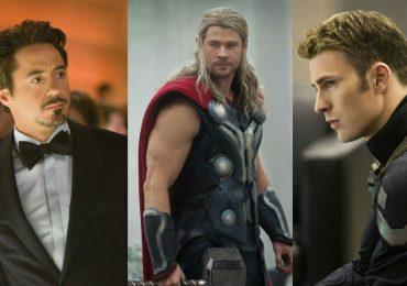 Top 10: los más grandes galanes del cine de Marvel
