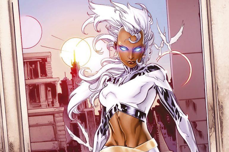 10 Datos para conocer a Storm de X-Men