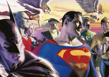 Top 10: portadas de Alex Ross para DC