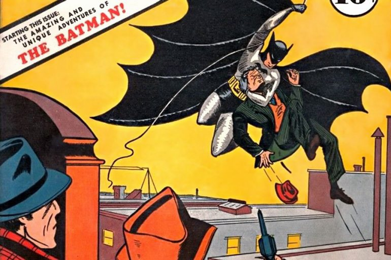 Detective Comics #27: la historia de la primera aparición de Batman