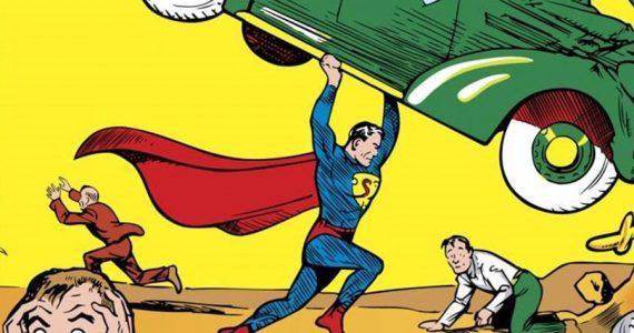 Action Comics #1: anécdotas y curiosidades de la historia de Superman