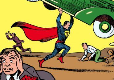 Action Comics #1: el nacimiento del superhéroe