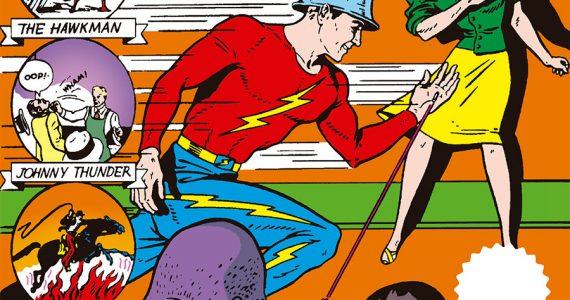 Flash (Jay Garrick): anécdotas y curiosidades