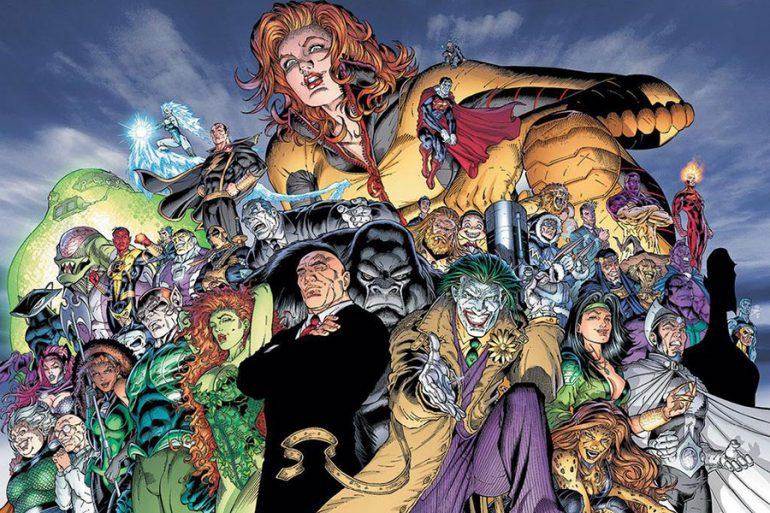 Top 5: equipos de villanos de DC
