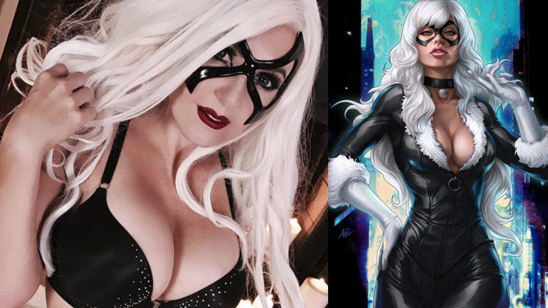 Black Cat: nuestro top de cosplay
