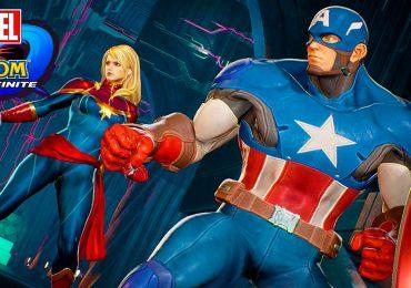 Top 5: Capitán América y su look en los videojuegos