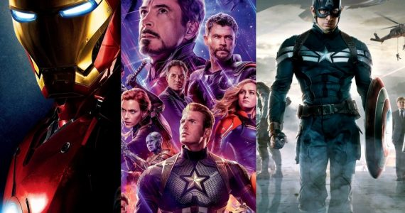 Trailers de Marvel Studios en el Super Bowl