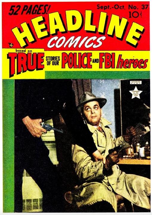 Stan Lee y Jack Kirby, ¿modelos de portada?