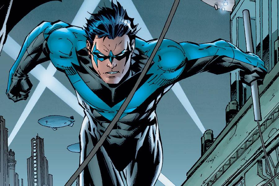 La película de Nightwing sigue en pie, asegura su director