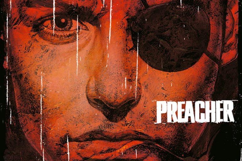 El artista Steve Dillon habla sobre Preacher