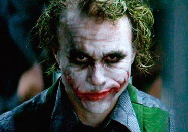 La creación de Joker de Heath Ledger