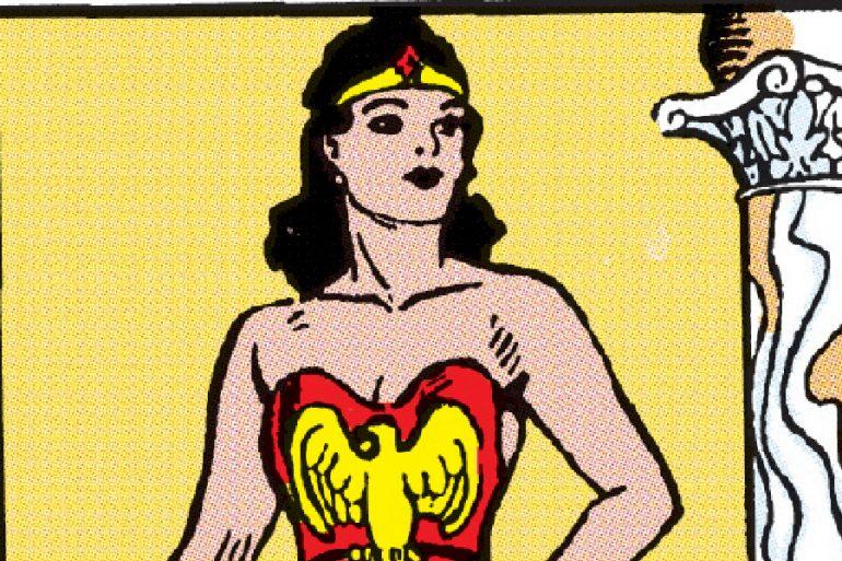 All Star Comics #8: ¡La primera aparición de Wonder Woman!