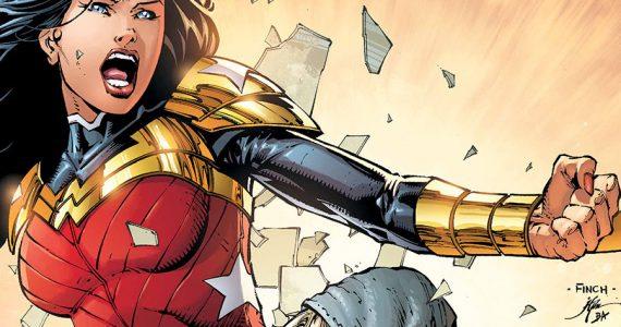 Top 10: historias que debes conocer de Wonder Woman