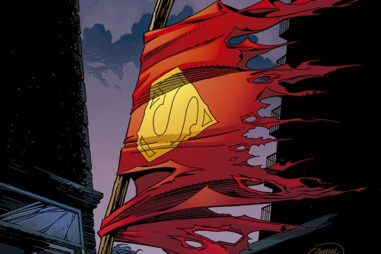 La Muerte de Superman: A más de 25 años de su publicación