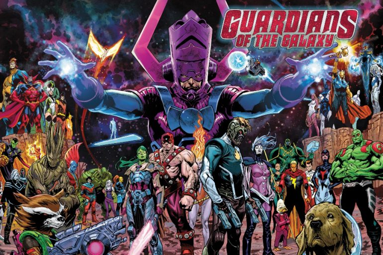 Alineaciones de los Guardians of the Galaxy