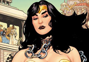 Grant Morrison y Wonder Woman: Tierra Uno