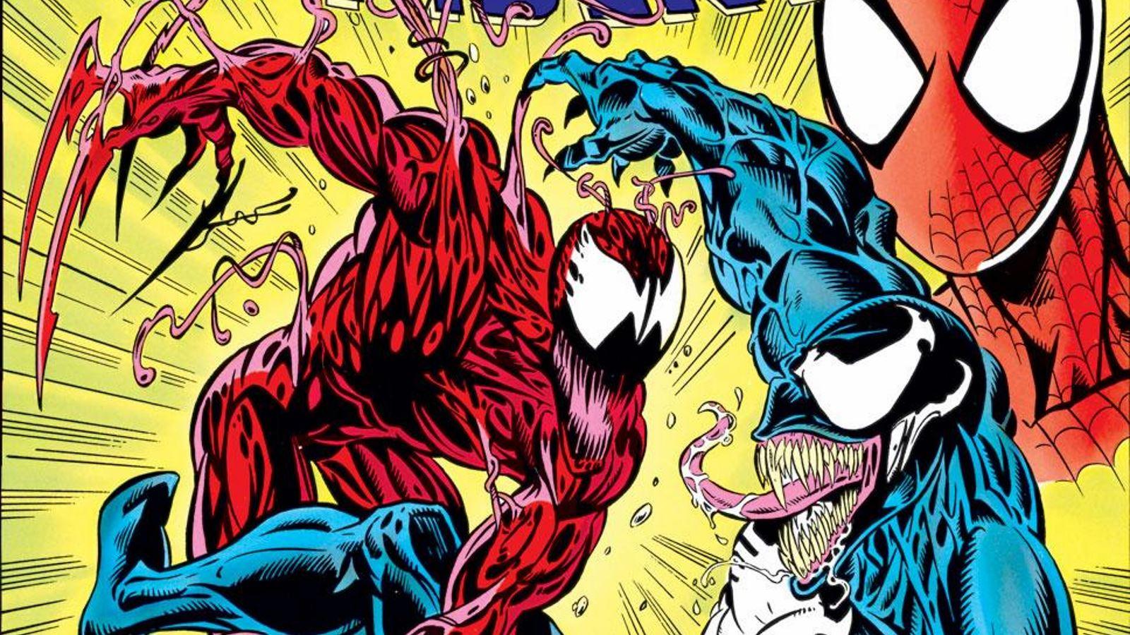 Carnage Y Los Otros Hijos De Venom