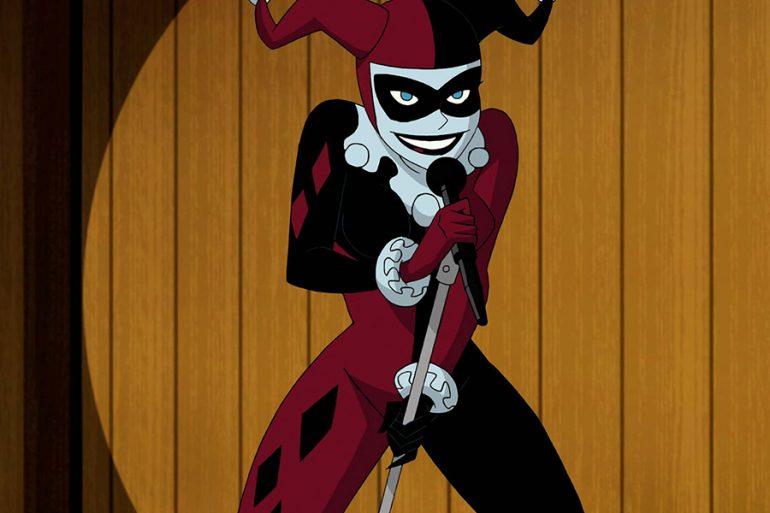 Ni Bruce Timm sabía que tan popular sería Harley Quinn