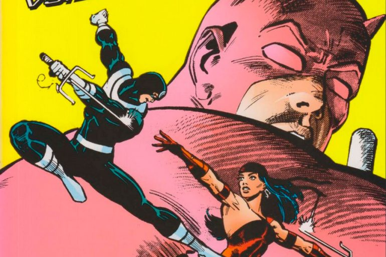Archivados: Daredevil vs Bullseye