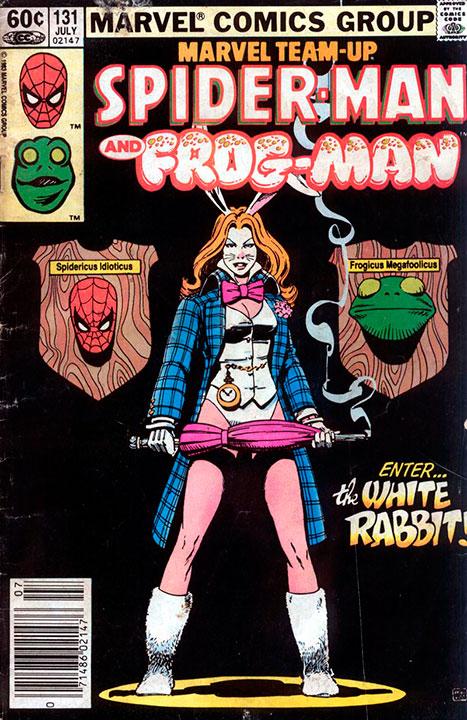 Top 5: las más disparejas parejas de Marvel