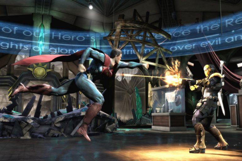 Top 5: Videojuegos para lectores de DC