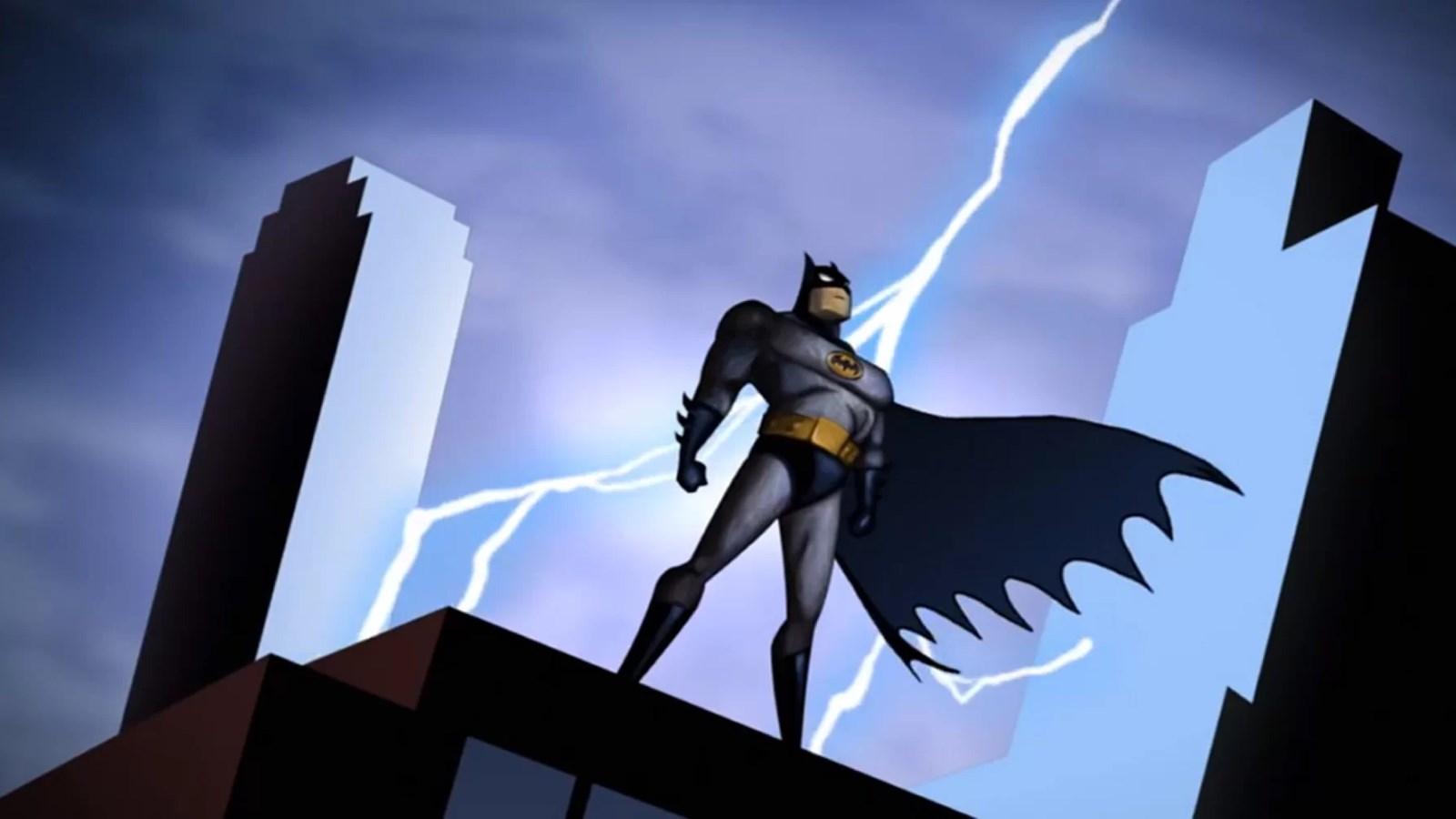 Top 5 Los Legados Que Nos Dejó Batman The Animated Series