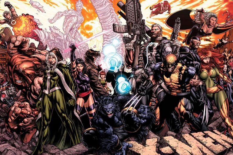 ¿Conoces el nombre original de los X-Men?