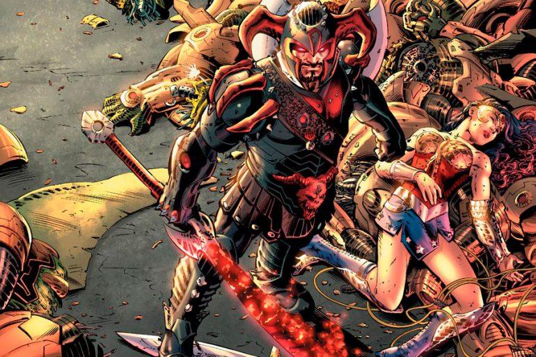 El día que Steppenwolf acabó con la Trinidad de DC Comics