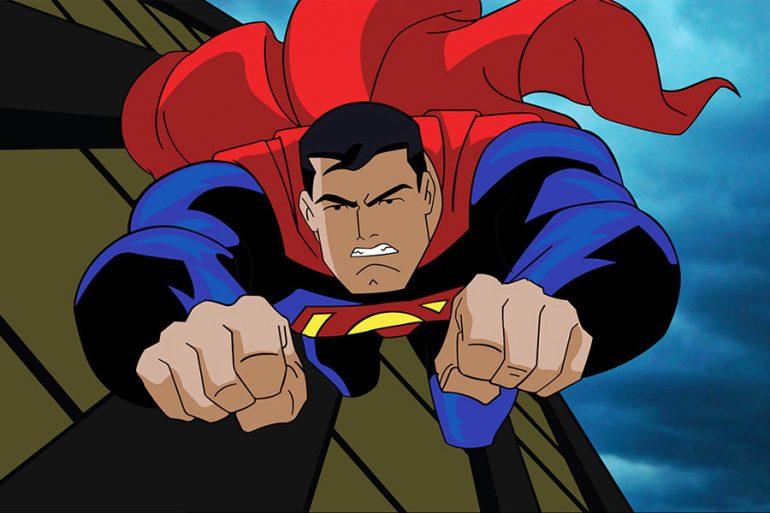 Superman, el primer personaje de cómic que fue animado