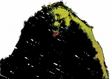 The Deamon Bear Saga