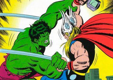 Top 5: Peleas Thor vs Hulk en los cómics
