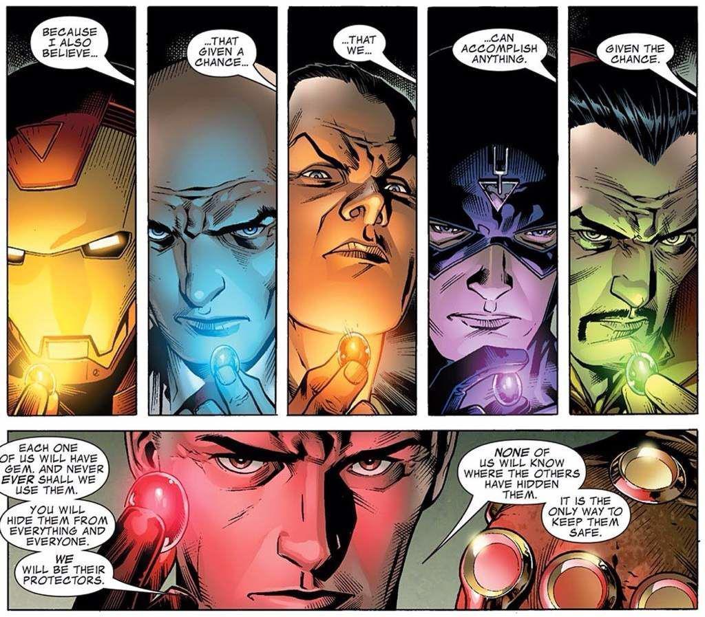 Top 10: Portadores del Guantelete del Infinito en Marvel Comics