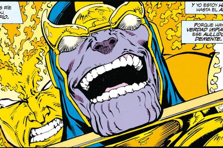 Los datos desconocidos de Thanos
