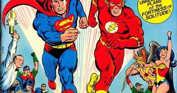 ¿Por qué Flash es más rápido que Superman?