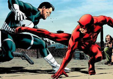 Top 10: Peleas más brutales de The Punisher con otros héroes