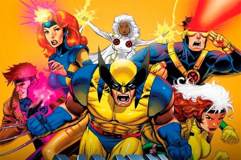 El épico opening japones de la serie animada de los X-Men