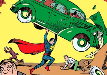 ¿Por qué Superman destroza un auto en Action Comics 1?