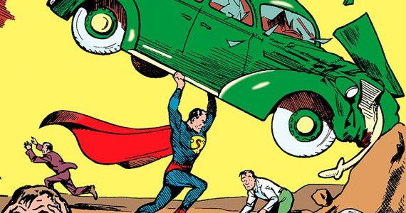 ¿Por qué Superman destroza un auto en Action Comics 1?