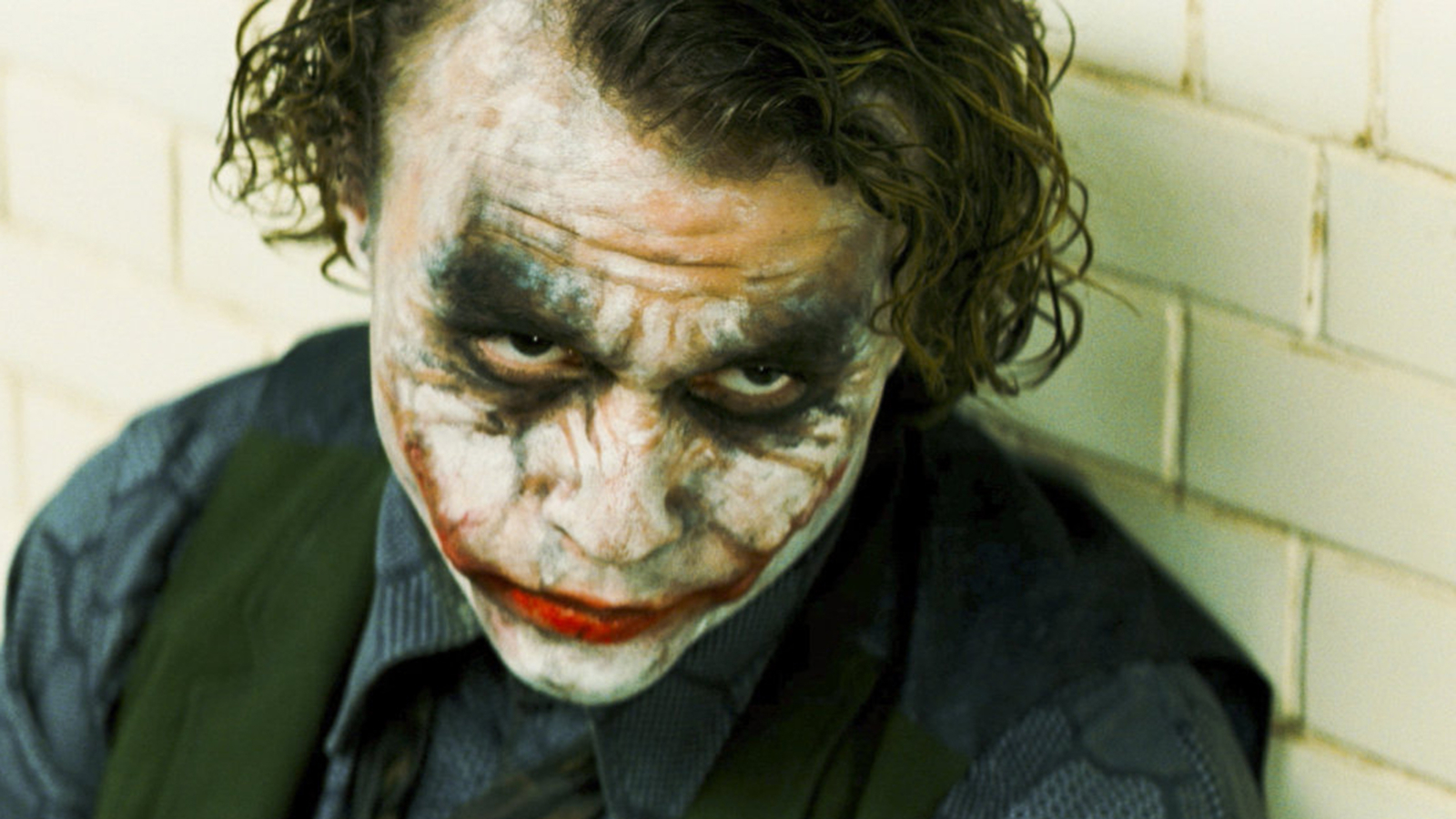 Joker Heath Ledger