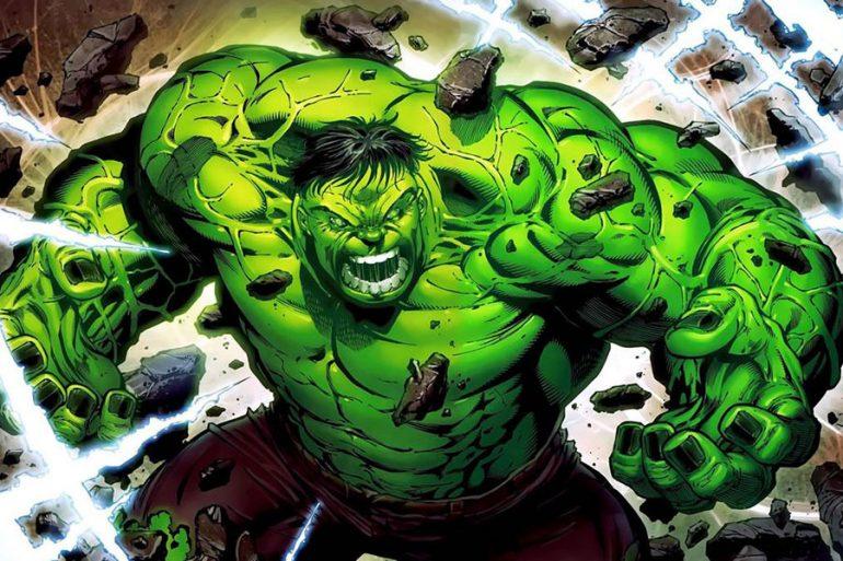 Cuando Hulk, y sus versiones, se apoderó de la armadura de Iron Man