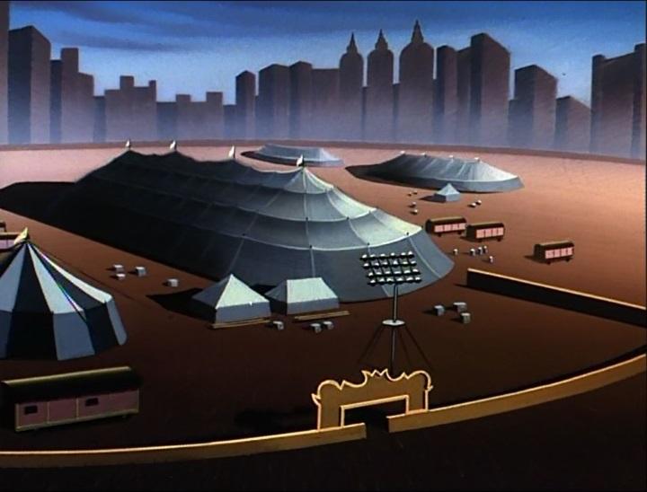 Lugares de DC Comics que podríamos no ver en el cine