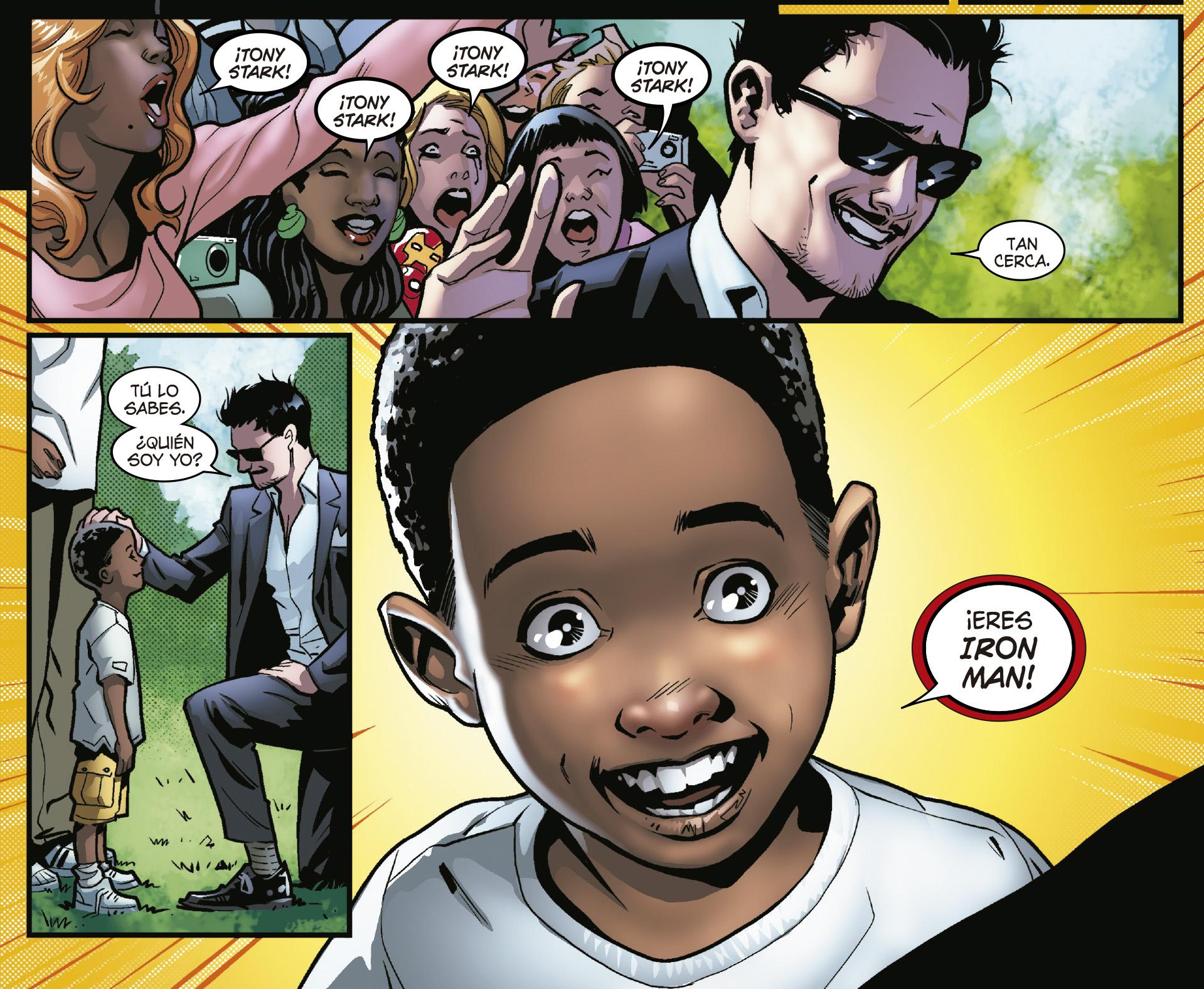 ¿Quieres saber qué cómics inspiraron la historia de la primera película de Iron Man? Te lo responden los expertos de Marvel Comics.