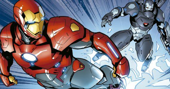 Iron Man, la historia y biografía