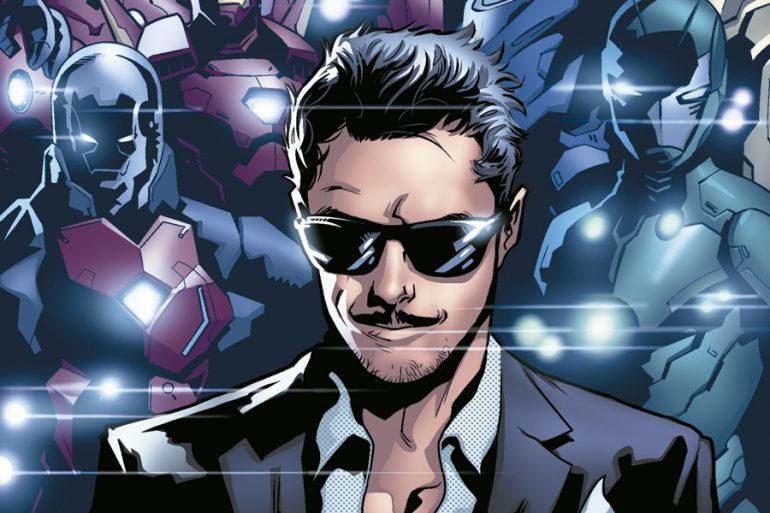 ¿Qué cómics inspiraron la historia de la primera película de Iron Man?