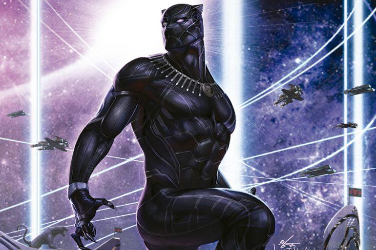 Los datos fundamentales que debes saber de Black Panther